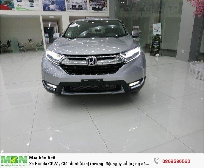 Xe Honda CR-V , Giá tốt nhất thị trường, đặt ngay số lượng có hạn. 6