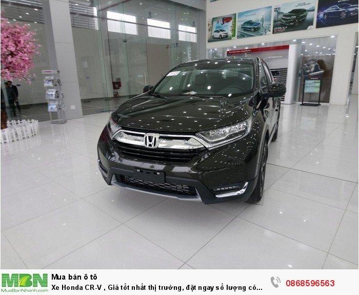 Xe Honda CR-V , Giá tốt nhất thị trường, đặt ngay số lượng có hạn. 9