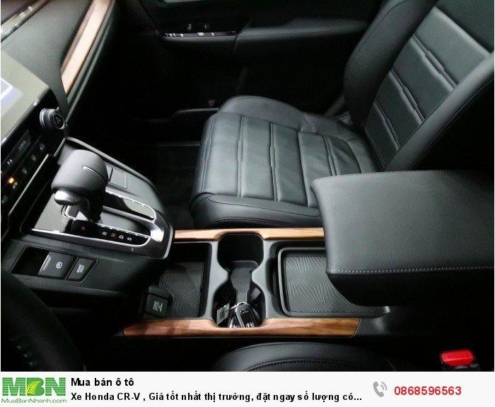 Xe Honda CR-V , Giá tốt nhất thị trường, đặt ngay số lượng có hạn. 10