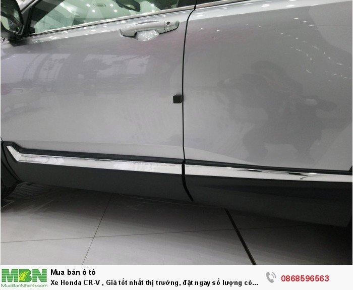 Xe Honda CR-V , Giá tốt nhất thị trường, đặt ngay số lượng có hạn. 13