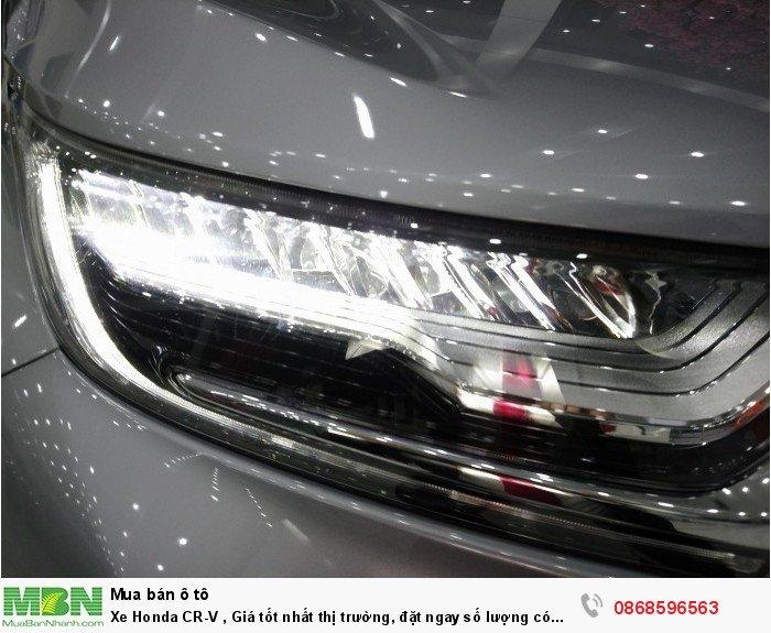 Xe Honda CR-V , Giá tốt nhất thị trường, đặt ngay số lượng có hạn. 14