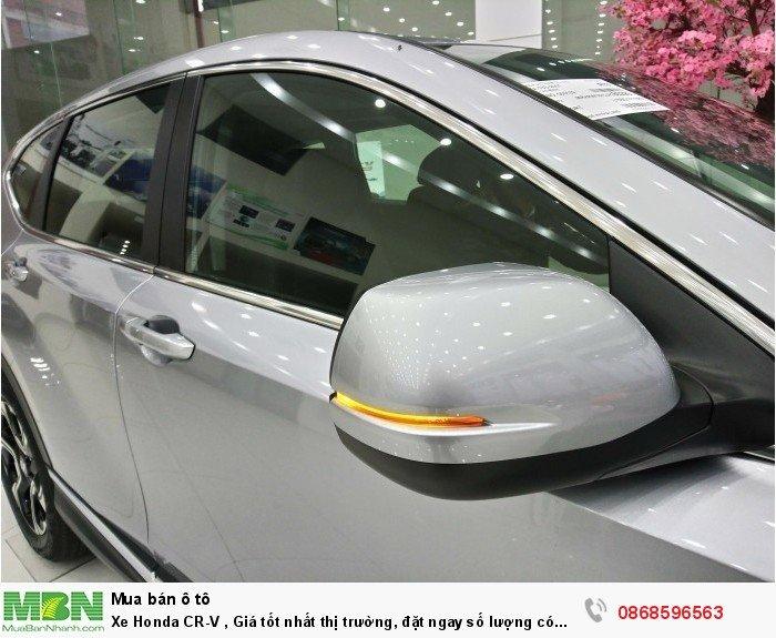 Xe Honda CR-V , Giá tốt nhất thị trường, đặt ngay số lượng có hạn. 16