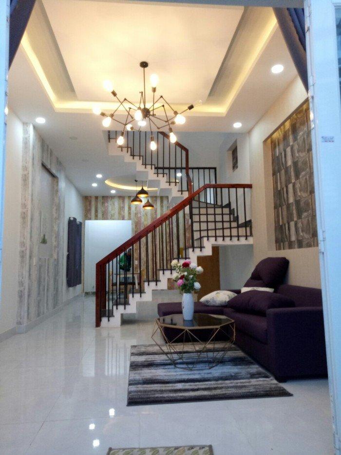 Nhà mới cực RẼ cực CHẤT 1.780tr  SHR  cách ngã tư ga 4km, F.Thạnh Xuân Q12
