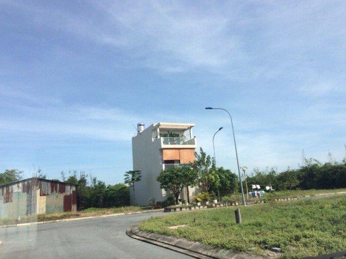 Bán đất HM,đường Nguyễn Văn Bứa, 104m2