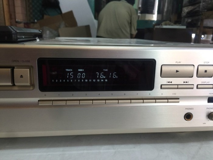 Bán chuyên CD denon 1515ALG hàng bải từ nhật về