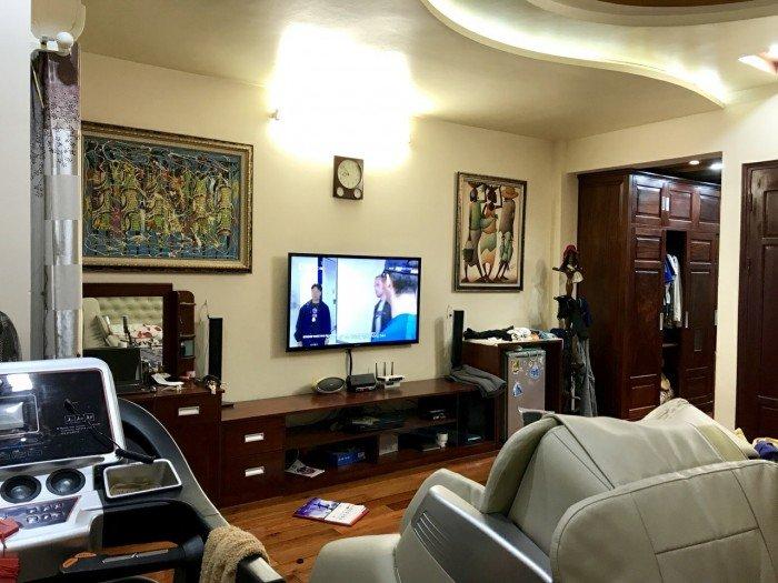 Chính chủ bán Gấp nhà khu Vip Kim Mã 60m2, 5 tầng, mặt tiền 5m, giá 12,5 tỷ.