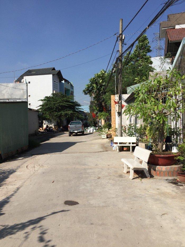 Cần bán nền đất thổ cư hẻm Đường Trương Văn Thành, P. Hiệp Phú, Giá 4.95 tỷ