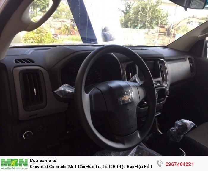 Chevrolet Colorado 2.5 1 Cầu Đưa Trước 100 Triệu Bao Đậu Hồ Sơ 1