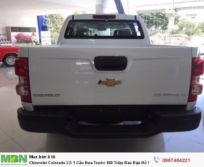 Chevrolet Colorado 2.5 1 Cầu Đưa Trước 100 Triệu Bao Đậu Hồ Sơ 3