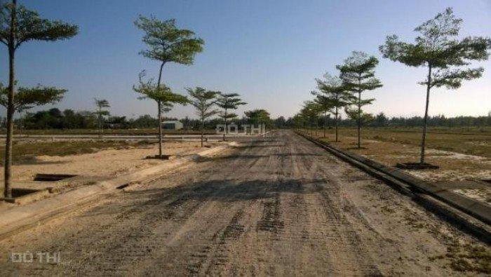 Cần chuyển nhượng lô đất chính chủ mặt tiền đường 13m5 giá 570 triệu/lô