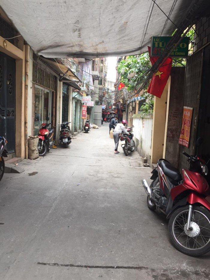 Bán nhà ngõ 592 Trường Chinh, Lô góc 2 mặt ngõ kinh doanh cực tốt, cách ngã tư sở 150m