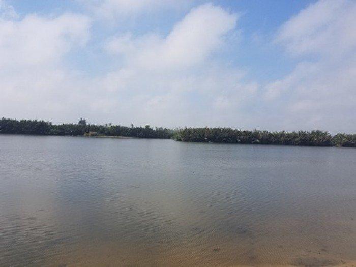 Bán đất làng chài Hội An view sông Trà Quế