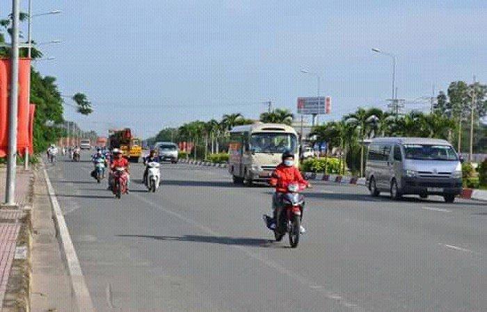Cần bán đất thổ cư giá rẻ KCN Nhơn Trạch