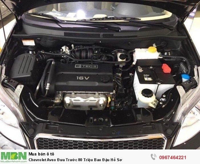 Chevrolet Aveo Đưa Trước 80 Triệu Bao Đậu Hồ Sơ 8