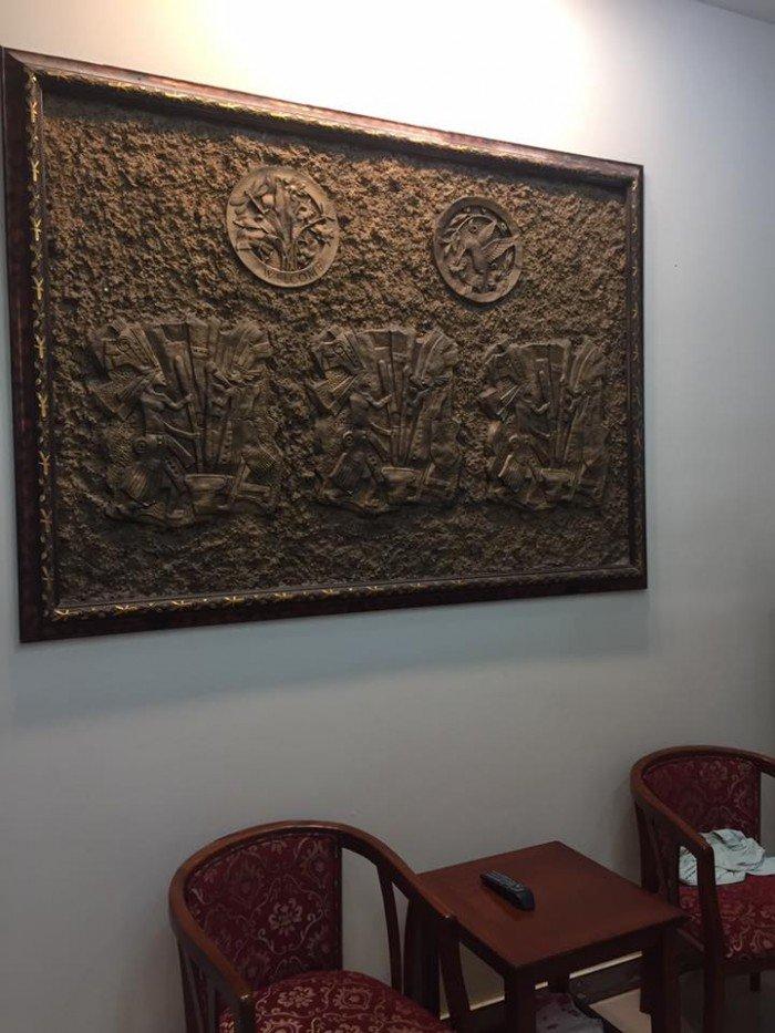 Bán Nhà Trần Khát Chân 30m2 mặt tiền 3.5m