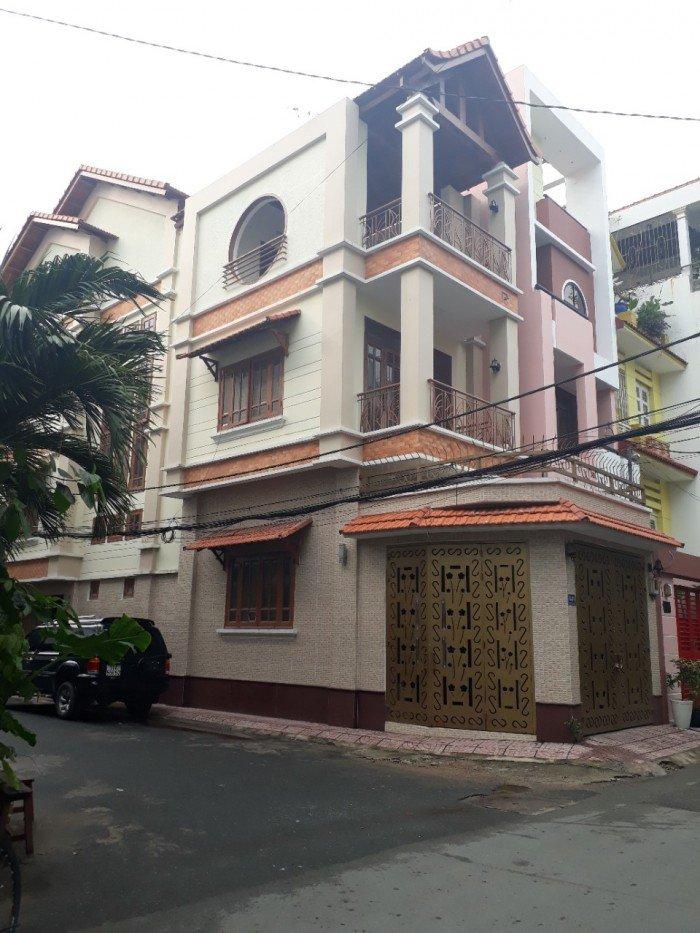 Bán nhà phân lô K300, Tân Bình, 4.6x20, 3 lầu, hẻm 10m