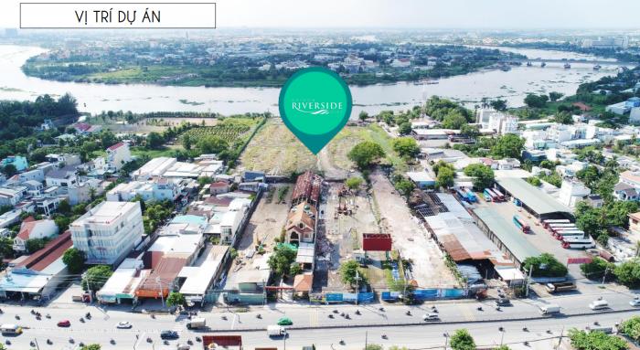 Mở Bán Căn Hộ SaiGon Riverside City 04/2018, mặt tiền QL3 ,  CHỈ 1tỷ/căn – Cuộc chiến của giới đầu tư !