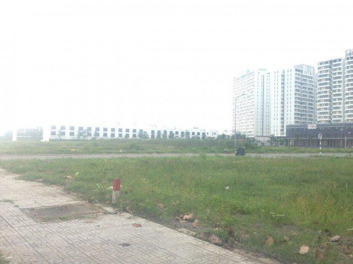 Đất nền 5x25m. MT nguyễn thị định Q.2. gần chợ, trường học