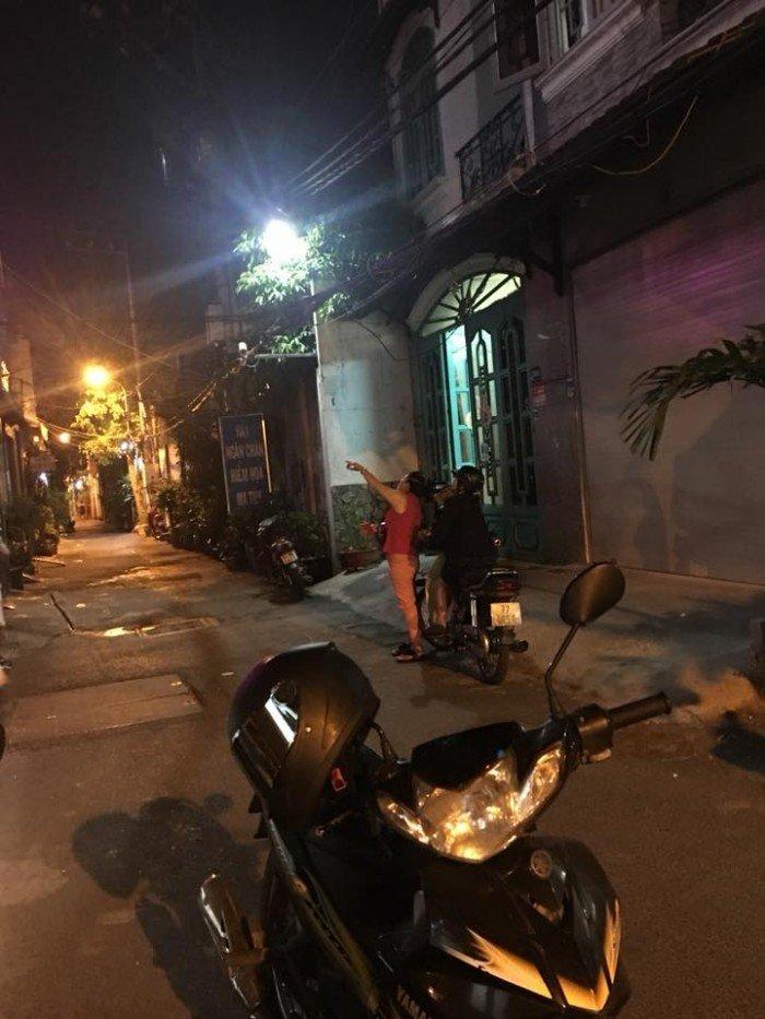 Bán nhà C4 Mặt tiền Nguyễn Trọng Tuyển – Phú Nhuận 165m
