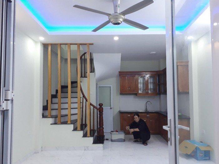 Bán nhà ngõ 184 Trần Khát Chân Hai Bà Trưng 50m2x5 tầng xây mới cực đẹp