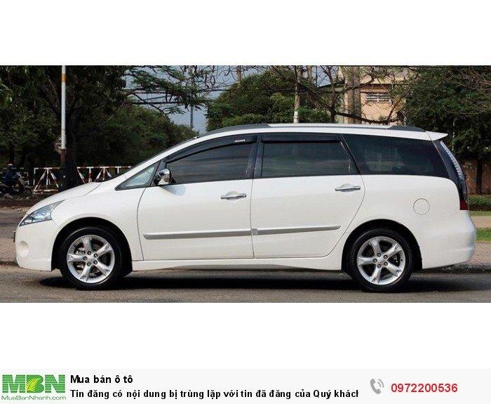 Bán Mitsubishi Grandis đời 2011 màu trắng form cuối đẹp lắm