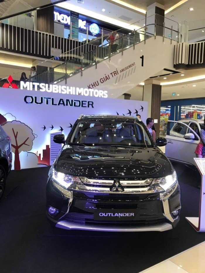 Mitsubishi Outlander 2.0 CVT 2018