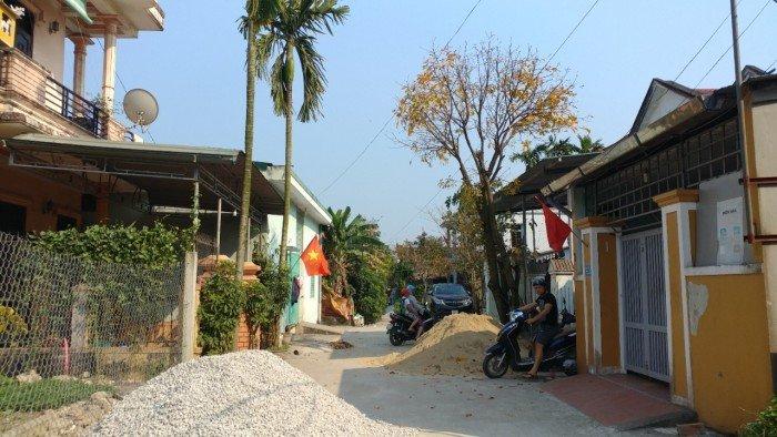 Bán đất kiệt Phùng Lưu gần chợ thôn 1, Huế cách Cầu Vượt Thủy Dương 200m