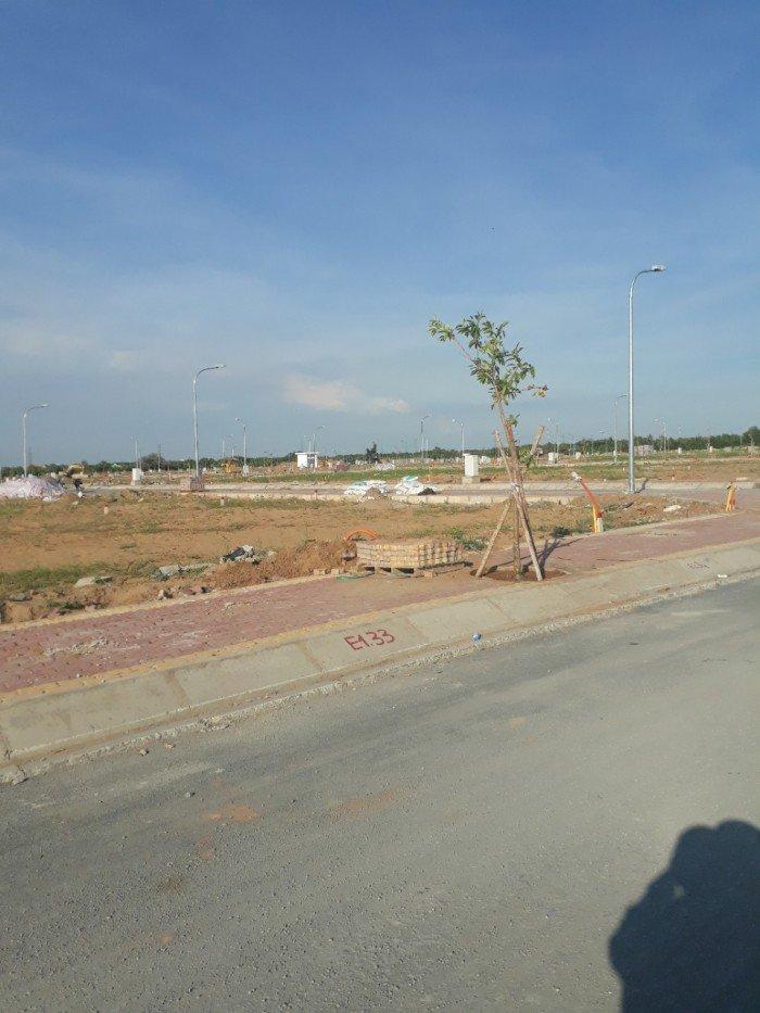 Bán đất nền Nguyễn Văn Tạo, Nhà Bè MT 5x20 diện tích 100m2 điện âm nước máy