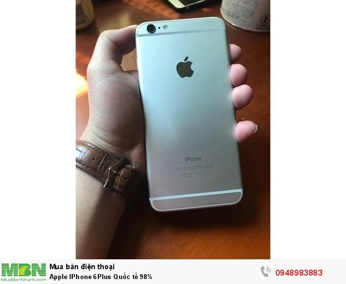 Apple IPhone 6Plus Quốc tế 98%0