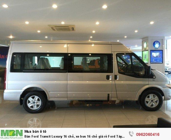 Bán #Ford #Transit #Luxury 16 chổ, xe bus 16 chổ giá rẻ Ford Tây Ninh giá tốt bao giấy tờ