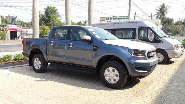 Bán Ford Ranger XLS, Wildtrak, Ford Bình Phước giá Ford 2018 với nhiều quà tặng hấp dẩn