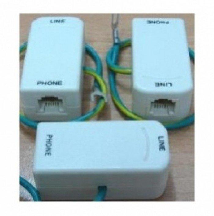 SP03-A Surge Protector- Chống Sét Chuyên Dụng Cho Đường Truyền ADSL/Leased Line1