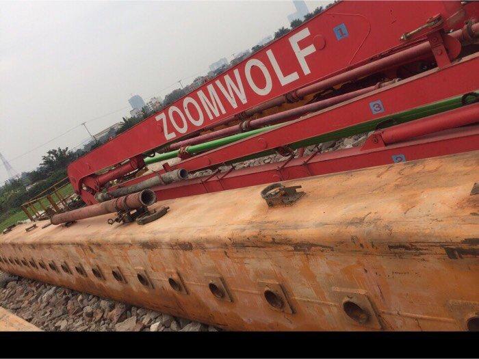 Bán cần phân phối Zoomwolf 2016 hàng lướt
