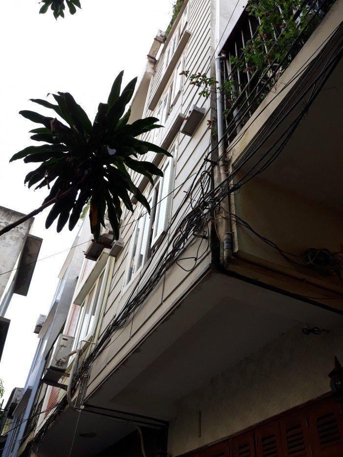 Bán nhà PHÂN LÔ, NGÃ TƯ NGUYỄN TRÃI, 5 tầng, giá 3.98 tỷ