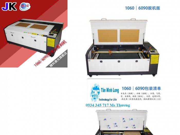 Máy khắc Laser 1060 cắt khắc mica giá rẻ bất ngờ1