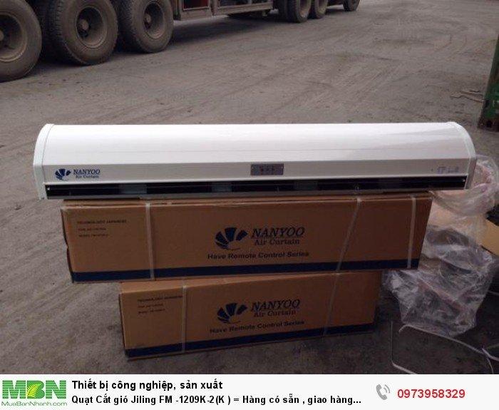 Quạt Cắt gió Jiling FM -1209K-2(K ) = Hàng có sẵn , giao hàng miễm phí0