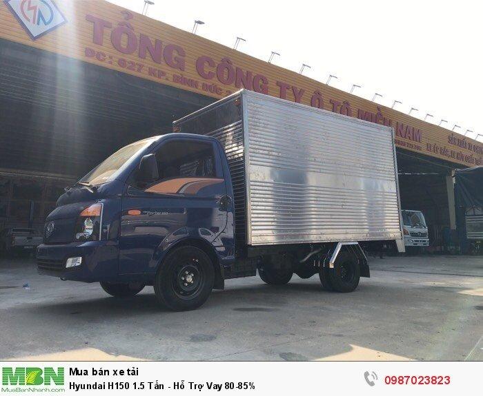 Hyundai H150 1.5 Tấn - Hỗ Trợ Vay 80-85%