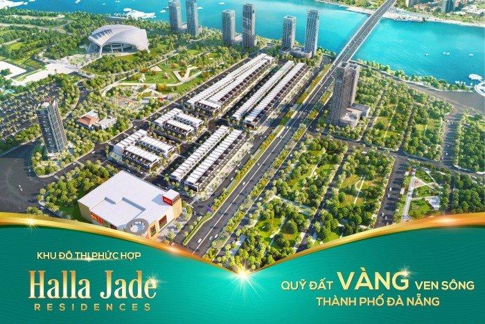 Marina Complex Sơn Trà và shophouse Halla Jade Residences Hải Châu nên chọn cái nào?