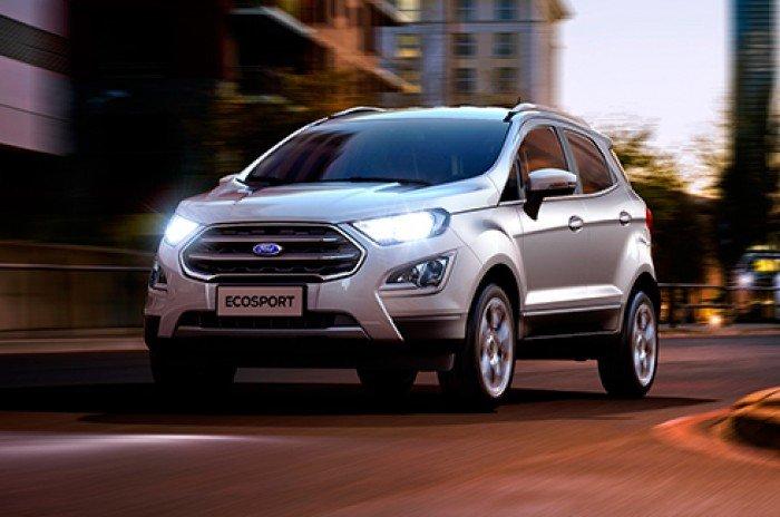 Ford Tây Ninh bán Ford EcoSport 2018 giá cực tốt kèm nhiều quà tặng từ Ford Tây Ninh