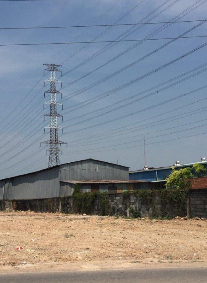 Bán đất MT Võ Văn Bích Tân Thạnh Đông Củ Chi đầu tư phân lô Bán Nền ,dt,8200m2 ,SHR