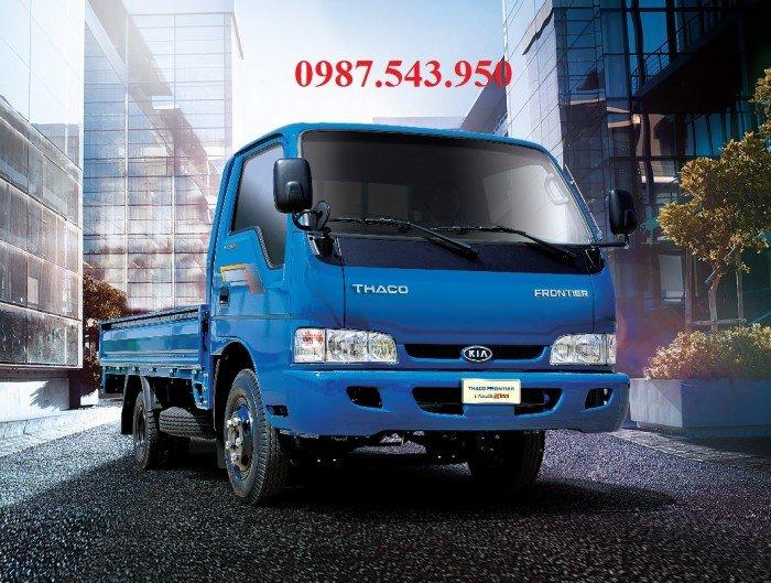 Thaco Kia K165 - Giao Ngay