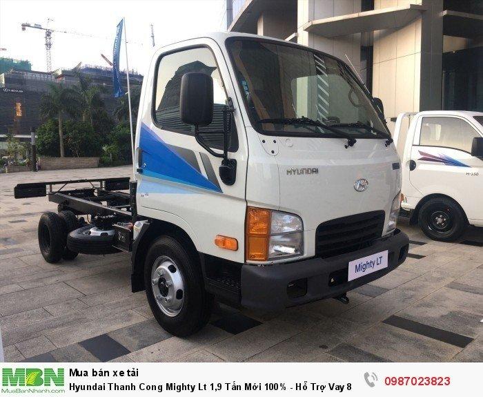 Hyundai Thanh Cong Mighty Lt 1,9 Tấn Mới 100% - Hỗ Trợ Vay 80-85%