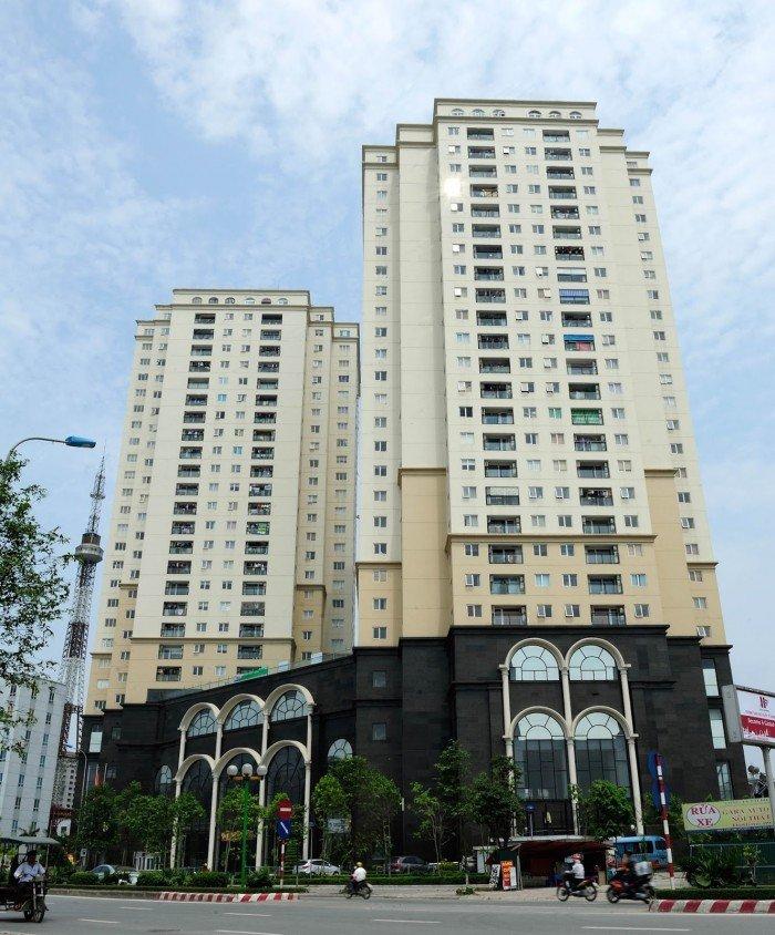 Cho thuê chung cư đường Lê Văn Lương 3 ngủ 119 m2 đủ nội thất