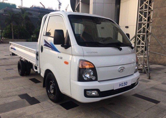 Bán xe tải Hyundai – Hyundai 1t5 – H150 – Hyundai H150 - Trả trước 60 triệu nhận xe