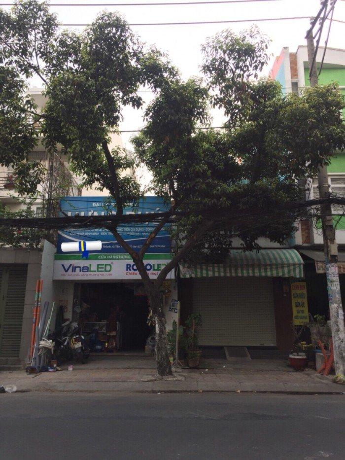 Nhà mtkd đường Trương Vĩnh Ký, cần tiên kinh doanh bán gấp