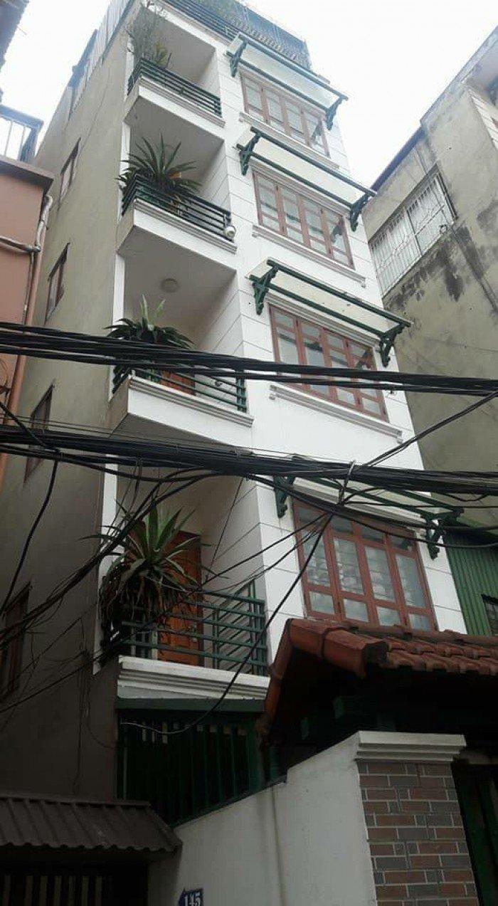 Bán nhà đẹp KD Siêu Khủng, oto tránh Hoàng Hoa Thám 86m x 6T, MT 5m, giá 9.3 tỷ