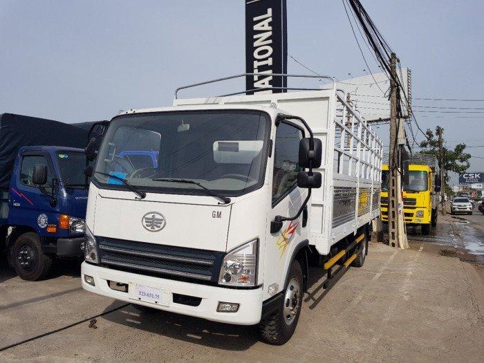 Xe tải Faw 7.3 tấn – Thùng dài 6.2 mét Hỗ trợ mua xe tải Trả góp