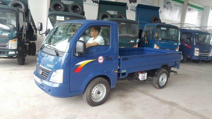Xe tải tata 1.2 tấn máy dầu nhập khẩu Ấn Độ 6