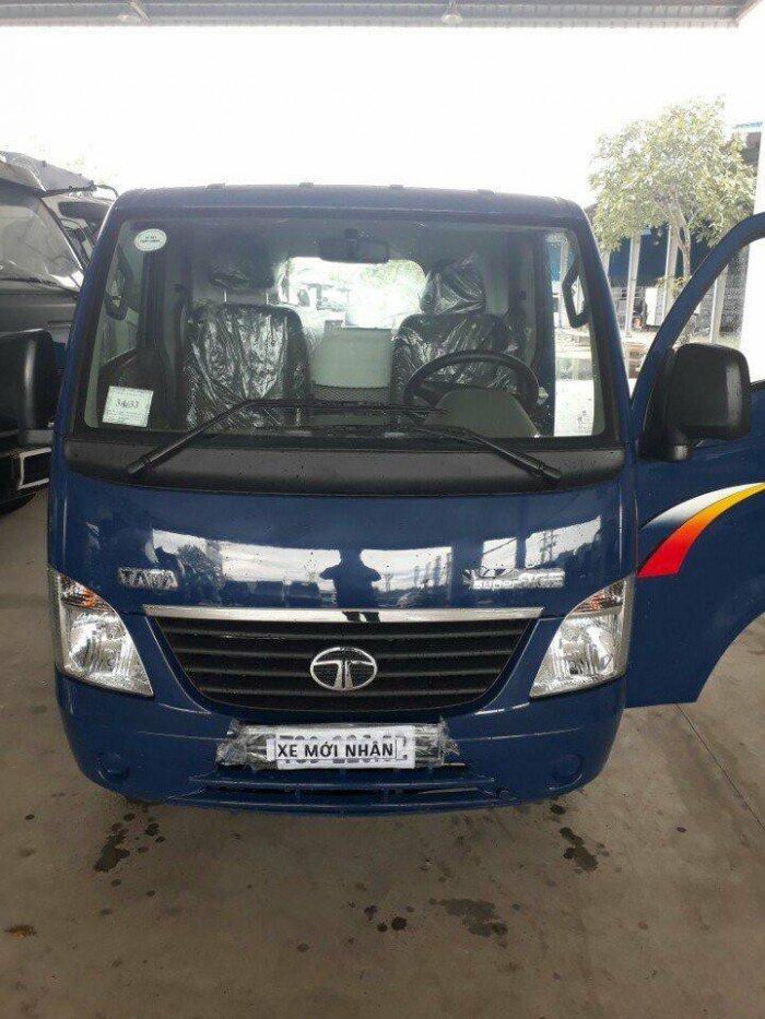 Xe tải tata 1.2 tấn máy dầu nhập khẩu Ấn Độ 0
