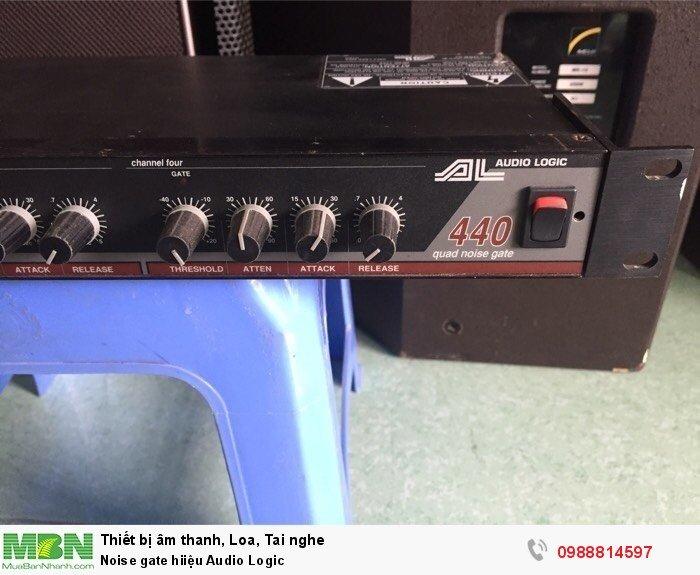 Noise gate hiiệu Audio Logic1